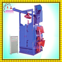 Portable Sandblast Machine / QG37 Series Double Hook Type Shot Blasting Machine