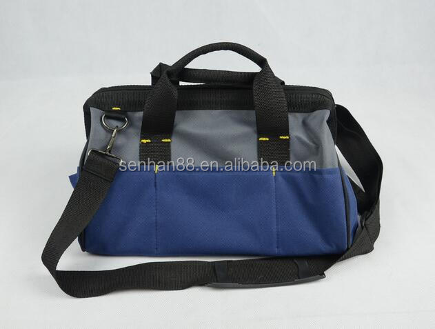 China factory Hot sale heavy duty tool bag, large capacity durable hardware tool bags