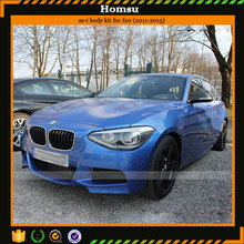 2013 2014 new m-tech pp front bumper body kit for 1 series F20 body kits