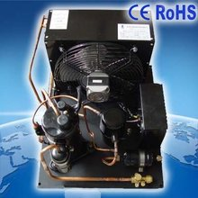 Hvac Condensing unit for Freezing cold room supermarket equipment showcase chiller