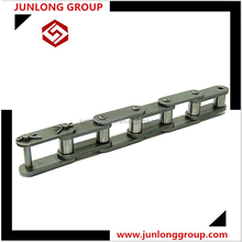 heavy duty long pitch sharp top wood 880TAB lumber conveyor alloy chain