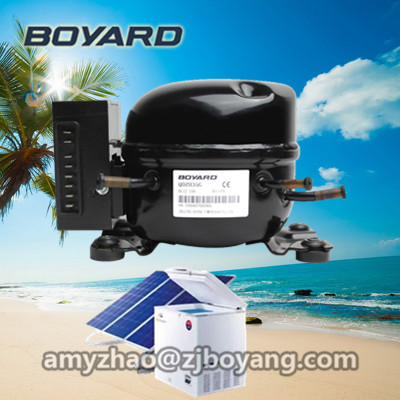 commercial refrigeration r134a <strong>compressor</strong> for dc 12v car portable fridge refrigerator freezer