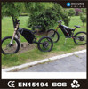 CE approved 1500w mini fold electric chopper bike