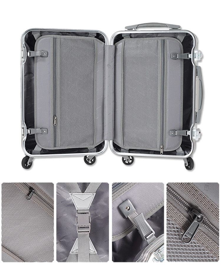 HLW Hot new products for 2016 travel luggage with wheels