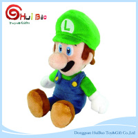 Novel Product Superior Quality Soft Plush Toy Stuffed Mario Bros