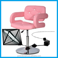 modern hair salon equipment/salon pink furniture BC076