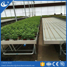 New preminum Ebb and flow table Hydroponics system rolling bench for sale