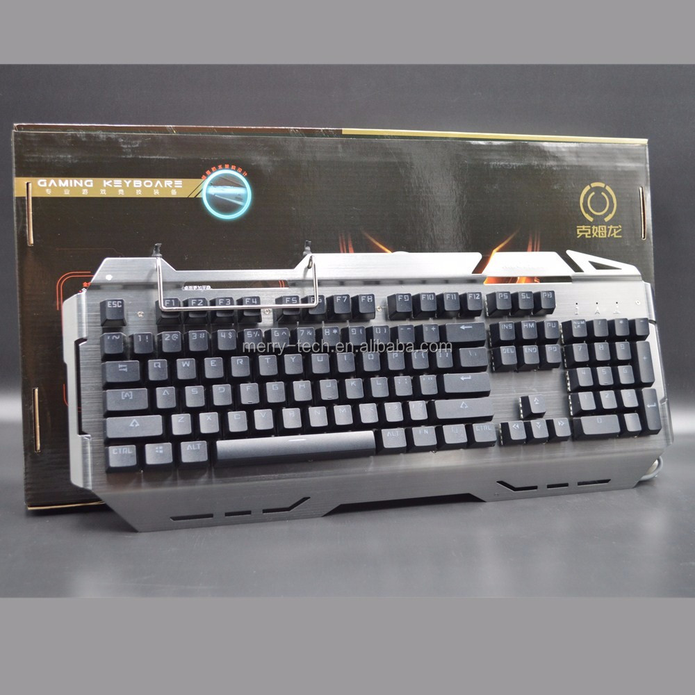 Best selling Wired customized led backlight gaming keyboard GT1500