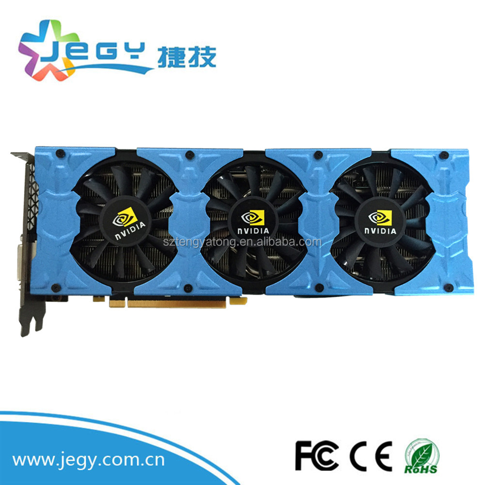 Nvidia Chipset manufacturer and stock products OEM GTX 980 4GB DDR5 for desktop