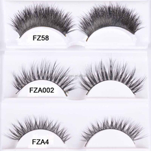 hot sale mink fur strip eyelashes wholesale qingdao eyelashes private label premium mink eyelashes