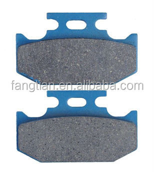 Semi-metallic Motor Brake Parts KAWASAKI Motorcycle Brake Pads