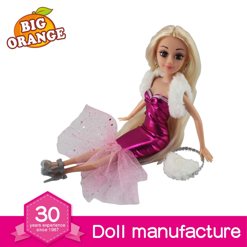 11.5 Inch American Pretty Girl Fishtail Skirt Doll