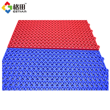 CE Standard futsal flooring outdoor anti slip,outdoor plastic futsal court,outdoor pp multi-purpose futsal sports court flooring