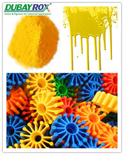 Pigment color PbCrO4 chrome yellow pigment manufacture