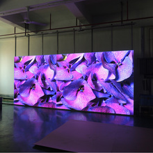 RGB P2.0 Indoor Rental LED Display Screen High Refresh Automatically Play Nice High-definition Video