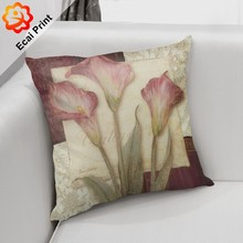 18x18inch special wholesale dye printed pillow