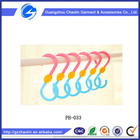 hot sale new products plastic hanging snake hook
