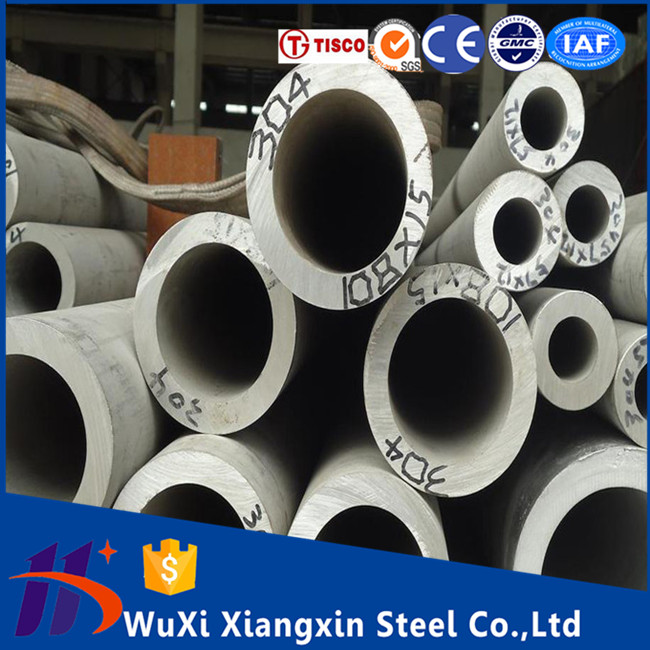Direct Manufacturer grade 2205 stainless steel pipe prices list per kg per meter