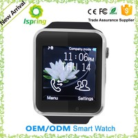 health smart watch a1 gt08 for iphone for samsung,dual sim card watchphone,android system smartwatch phone gv08