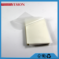 Yesion 2015 New A4 Size Glossy Photo Lamination Film Puch Used For Covering Photo Album