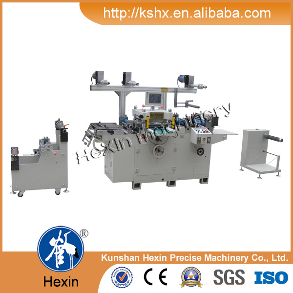 Melinex Film auto die cutter machine