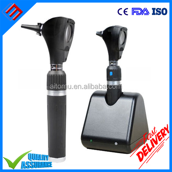 2016 new diagnostic set ophthalmoscope otoscope for eye hospital