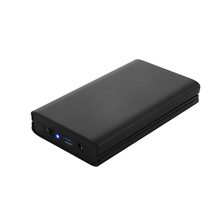 High Speed 3.5 Inch External HDD Drive Enclosure/Case Aluminum And Abs SATA to USB 3.0 Support 3TB HDD