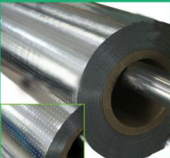 High Reflective Aluminum foil Woven Fabric