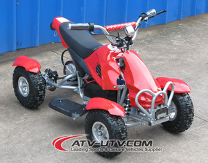 Battery Powered 500W Mini Electric ATV/Quad Bike.