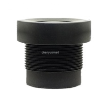 2.6mm <strong>120</strong> degree wide angle lens for car camera record Megapixel cctv camera lens