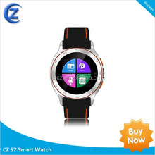 Factory Health Care GPS GSM Wrist Watch Phone, Healthcare Watch Phone with SOS Pulse Monitor Pedometer Watch Phone