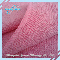 Solid Color Dyed Kitchen Bath microfiber soft and thick towel