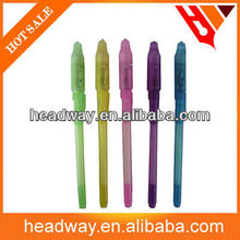 plastic uv pen