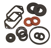 China supplier molded cheap price silicone rubber foam gasket