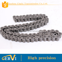 Alloy steel handmade hoisting machine parts forklift lifting leaf chain LH1022 chains