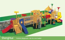 Nature Tree Series Games Outdoor Used plastic slides for parks LE.CY.024