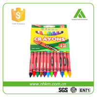 Small Size Crayons Wax Crayons Safety Gel Crayons