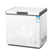 200L Supermarket commercial top door display chest freezer