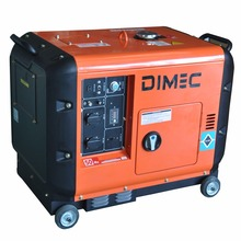 Factory direct supply small genset for homeuse