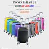 2015 Hard Abs Pc Trolley Luggage