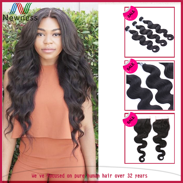 No damage full unprocessed virgin brazilian hair wholesale hair extension wick hair