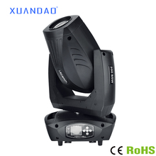 2018 New arrive 200w LED moving head light spot beam wash 3in1 led stage moving head light for professional stage