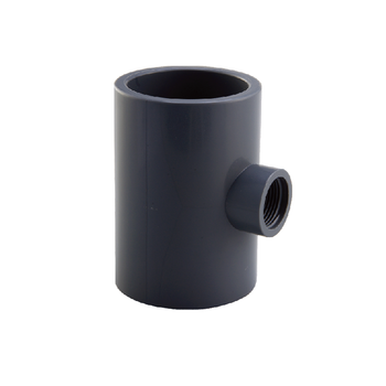 ERA BS4346 Standard New material PVC TEE Reducer