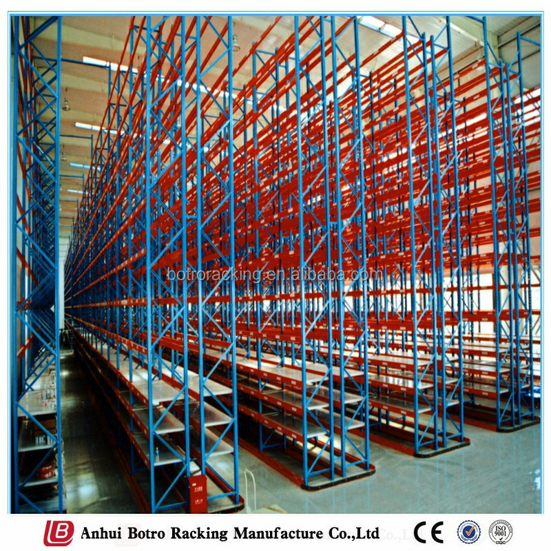 High Quality Selective Heavy Duty Pallet Rack Decking for Step Beam