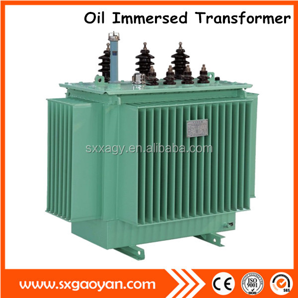 500KVA Oil Immersed Distributing Transformers with Price