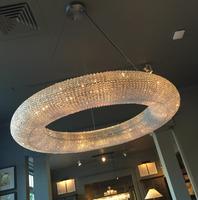 2017 Luxury Popular Modern Round Crystal Chandelier from China Supplier