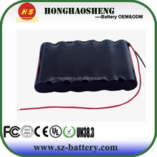 Good quality lithium rechargeable 3.7v brand cell battery 15.6ah 18650 batteries