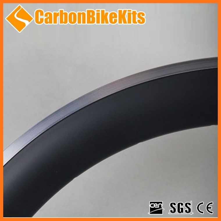 New design carbon bike road rim high tg resin aero road rim alloy carbon wholesale rim
