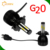 Auto car high power G5 G6 LED conversion kit H1 H3 Hb4 H7 H8 H9 H11 H13 9004 9005 9006 9007 880 HB3 9003 H4 led headlight bulbs