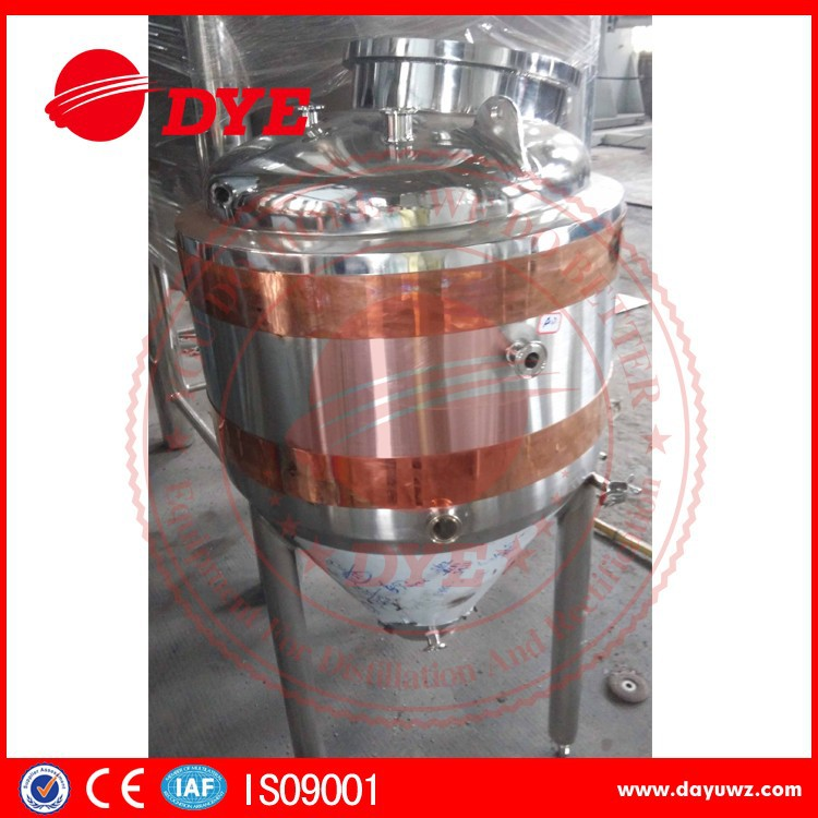 100L lab fermenter for brewhouse/laboratory fermenter
